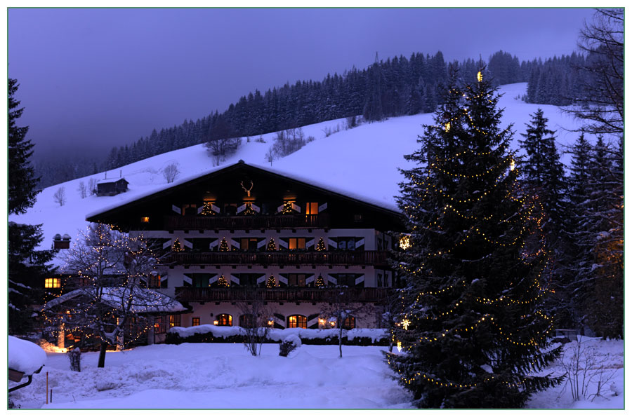The Big Six Luxury ski hotels
